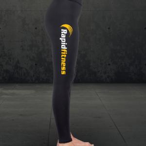 Rapid Leggings - Yellow